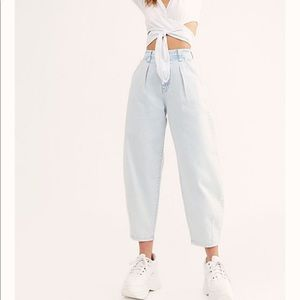 Thea Carrot Jeans | Free People